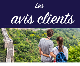 Avis clients CFA Voyages Chine