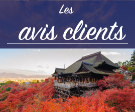 Avis clients japon kyoto