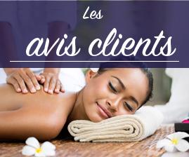 Avis client massages