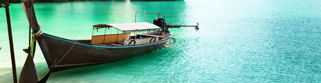 Pirogue Thailande