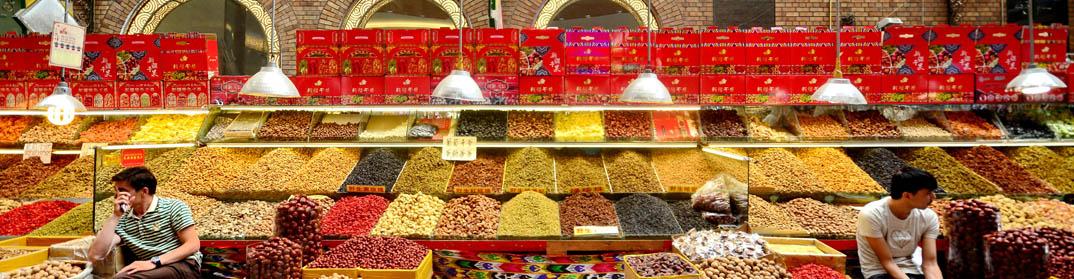 Grand Bazar d'Urumqi