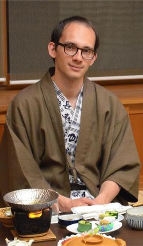 Romain conseiller spécialiste Japon