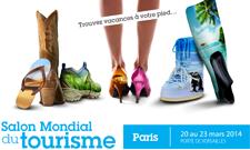 Salon mondial du tourisme Paris 2014