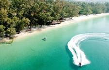 Sihanoukville Sokha beach