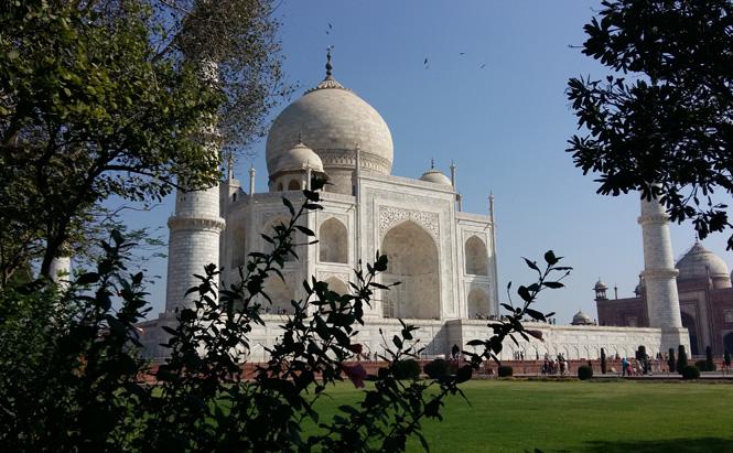 Temple Inde Taj Mahal