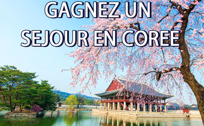 Gagnez un séjour en Corée avec CFA Voyages