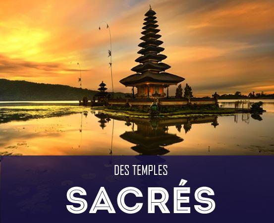 Temples sacrées