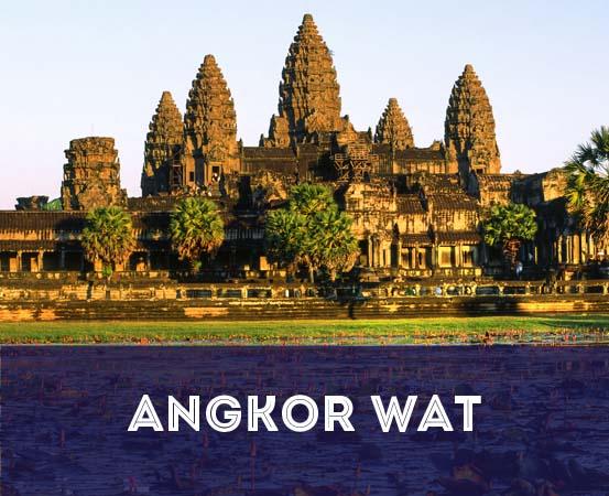 temple angkor wat siem reap cambodge