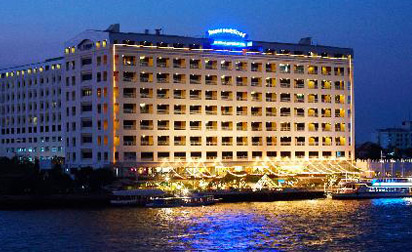 The royal river hotel Bangkok