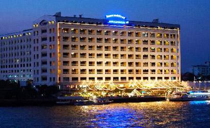 The royal river hotel Bangkok