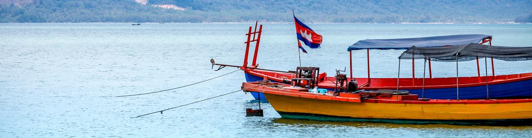 bateau koh kong cambodge