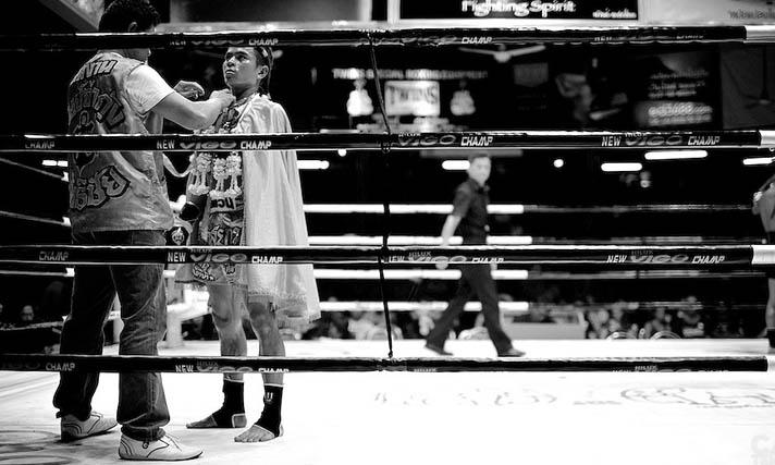 Boxe thai bangkok