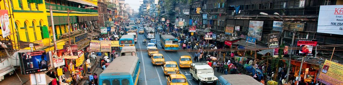 Calcutta Inde