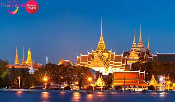 Grand Palais Bangkok Thailande