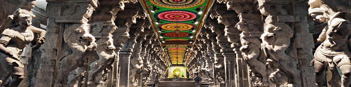 Madurai Inde du Sud