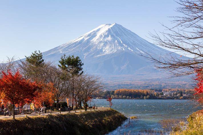 Neige Mont Fuji