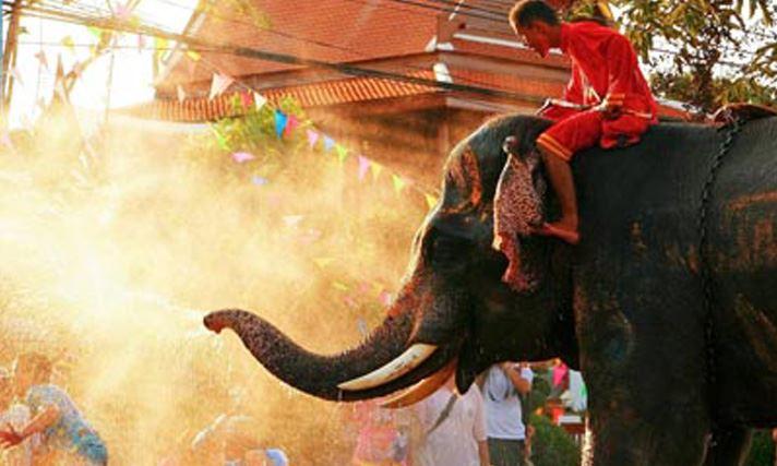 songkran thailande nouvel an