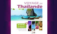 Offres promotionnelles pour partir en Thailande pas cher