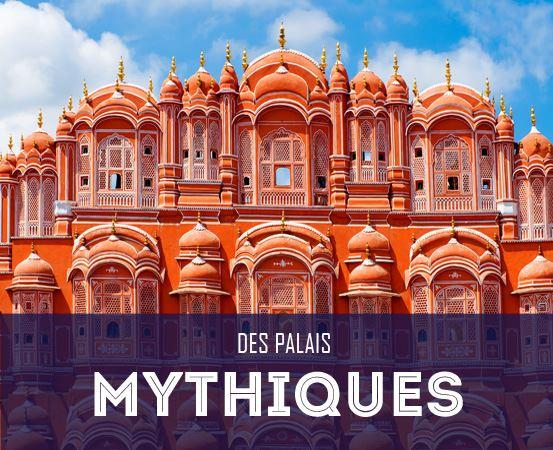 Palais Mythiques d'Inde