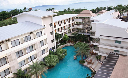 Pattaya sea breeze hotel