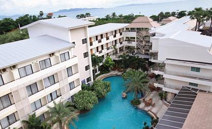 Pattaya sea breeze hotel