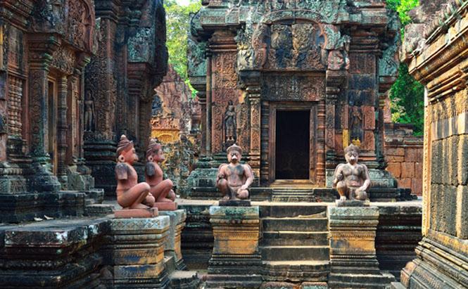 angkor temple cambodge