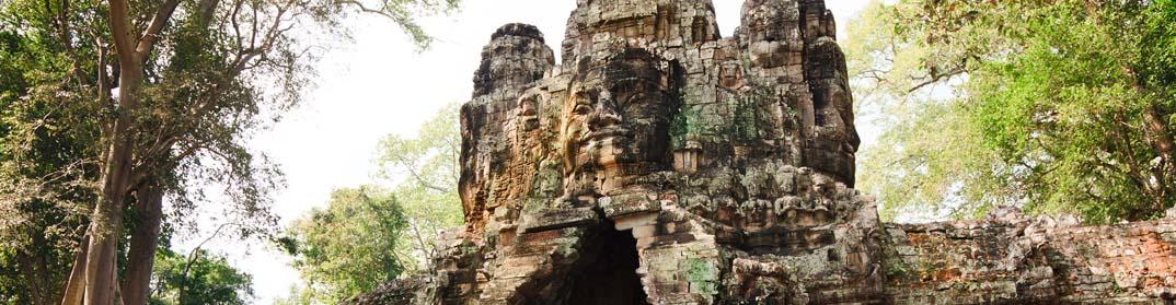 temple preah vihear cambodge