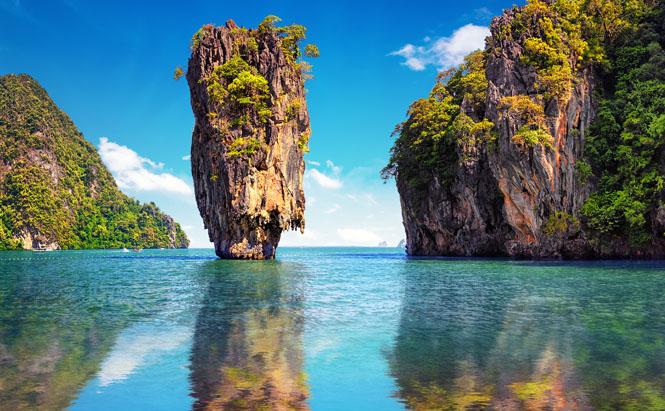 plage phuket thailande