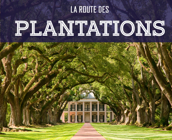 usa new orleans plantations