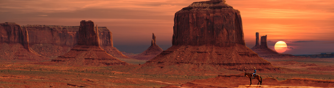 parc ouest monument valley