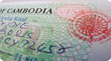 Visa Cambodgien