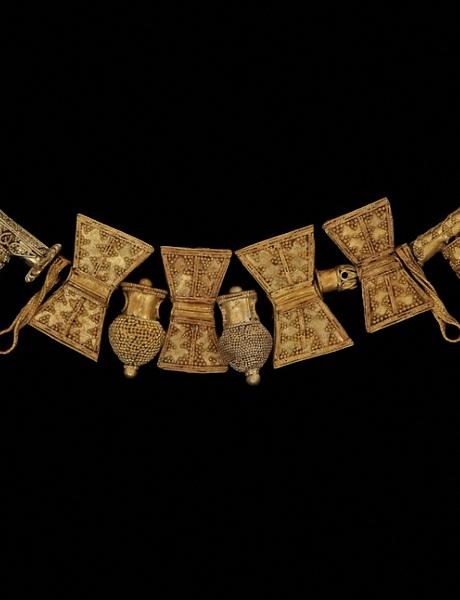 ANCIEN COLLIER, SINDOS, 525-500 BC