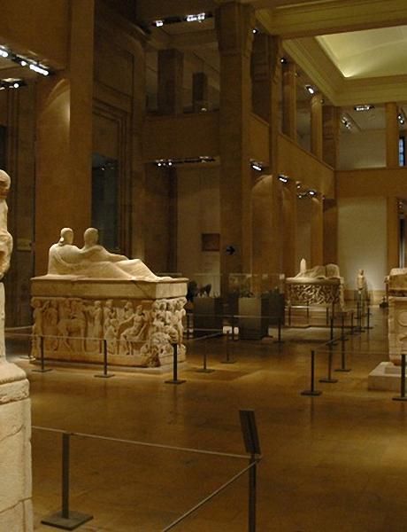 Un musée qui donne envie de partir découvrir le pays et ses sites historiques