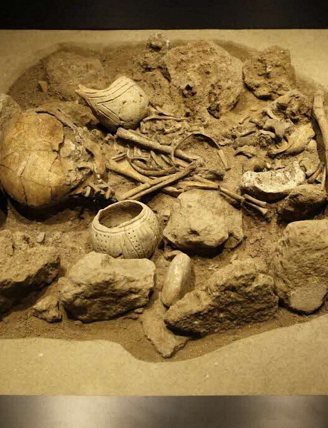 Le Musée national de Beyrouth expose les trouvailles archéologiques faites sur les sites du pays.