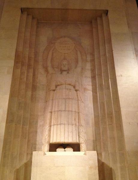 Ce musée permet une découverte des trésors archéologiques du Liban (et du Levant)