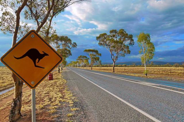 Australie - Circuit Mosaïque Australienne