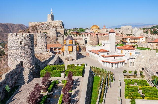 Azerbaïdjan - Géorgie - Circuit Privé de la Caspienne au Caucase