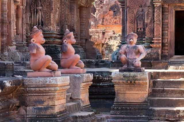 Circuit mosaique vietnamienne avec extension a angkor departs premium cambodge vietnam avec - Piscine mosaique urbex pau ...