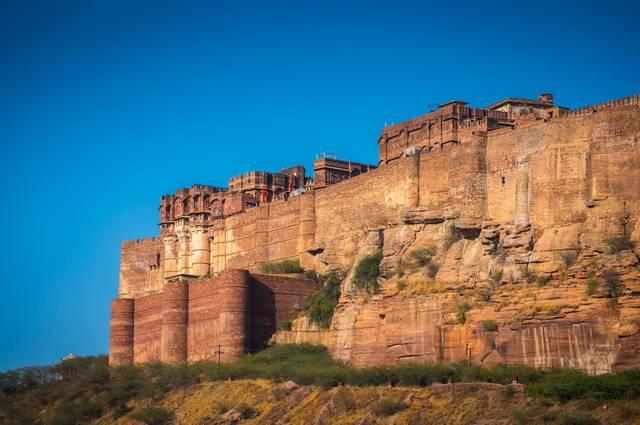 Au Pays des Maharajahs - Inde, Rajasthan