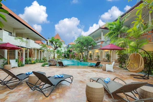 Séjour Vol + Hôtel Baleka Resort and Spa 3* Legian, Seminyak, Bali - 1