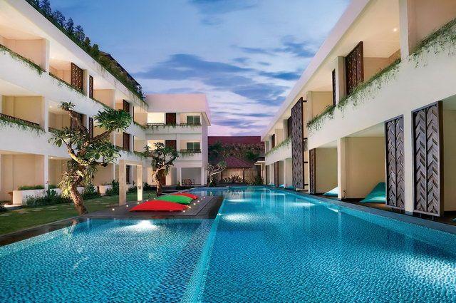Séjour Vol + Hôtel Anja Jimbaran 3* Bali