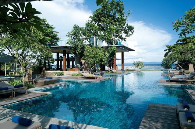 Séjour Vol + Hôtel Maya Sanur 5* Bali