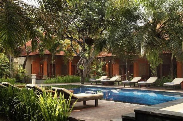 Séjour Vol + Hôtel Griya Santrian 4* Sanur, Bali