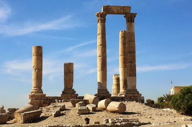 Jordanie - Circuit Histoire de Jordanie