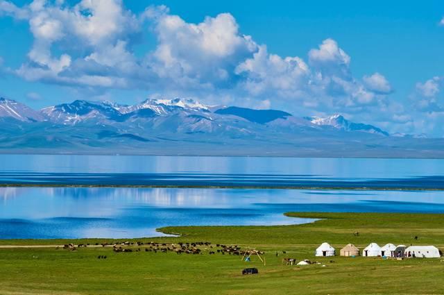 Circuit Les lacs kirghizes à l'infini