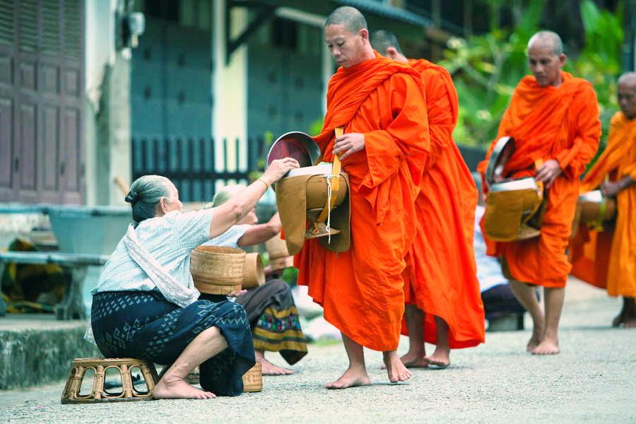 Au fil du Mékong - Laos