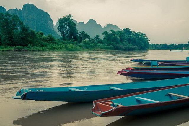 Photo n° 10 Rendez-vous au Laos