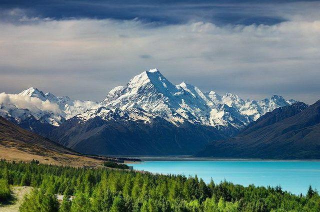 Nouvelle Zélande - Circuit Splendeurs de Nouvelle-Zélande