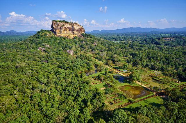 Circuit Privé Triangle culturel + séjour Kalutara 3*sup - Sri Lanka