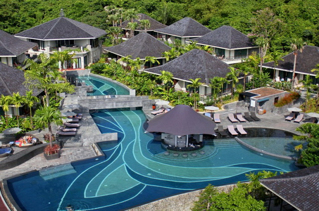 Séjour Vol + Hôtel Mandarava Resort and Spa 4* plage de Karon, Phuket